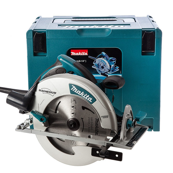 5008MGAJ 210mm Circular Saw in MakPac 110v - Comparethetools.eu