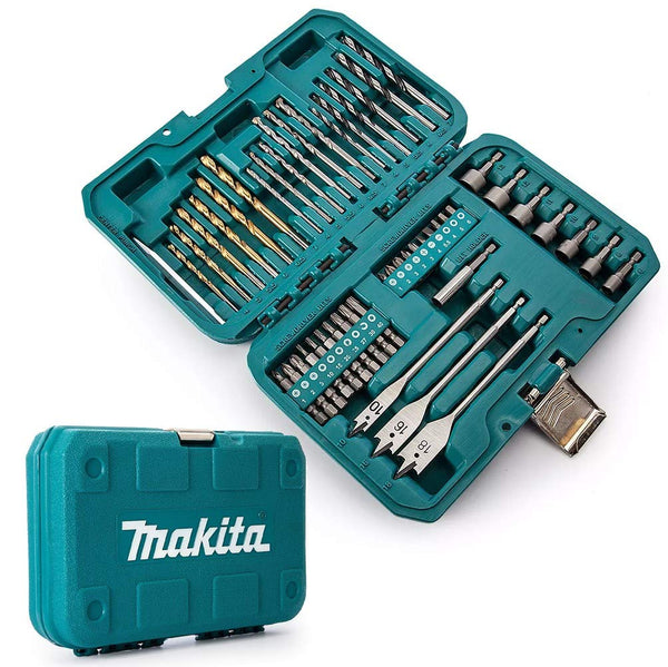 50 Piece Drill Bit Set - Comparethetools.eu