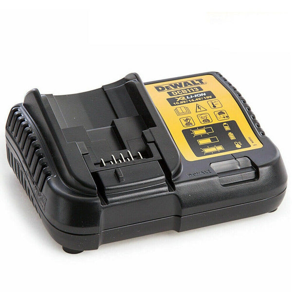 Dewalt DCB113 10.8V 12V 18V Li-ion Multi Voltage Battery Charger