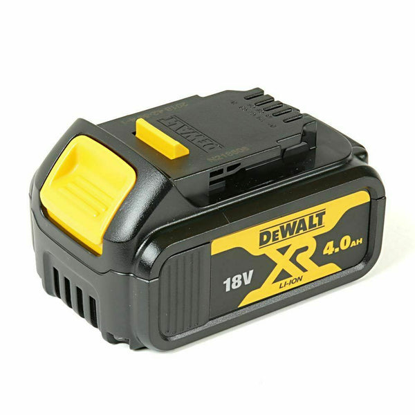 DeWalt DCB182 18v 4.0Ah Li-Ion Battery XR Range Lithium Ion GENUINE 4AMP