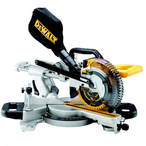 DCS365N 18V Mitre Saw 184mm Bare Unit solo