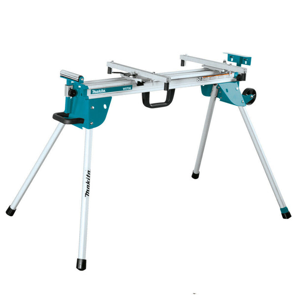 Makita DEAWST06 Extendable Foldable Adjustable Wheeled Universal Mitre Saw Stand