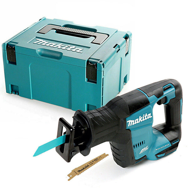 Makita DJR188ZJ 18V Brushless Cordless Reciprocating Saw With Type 3 Case