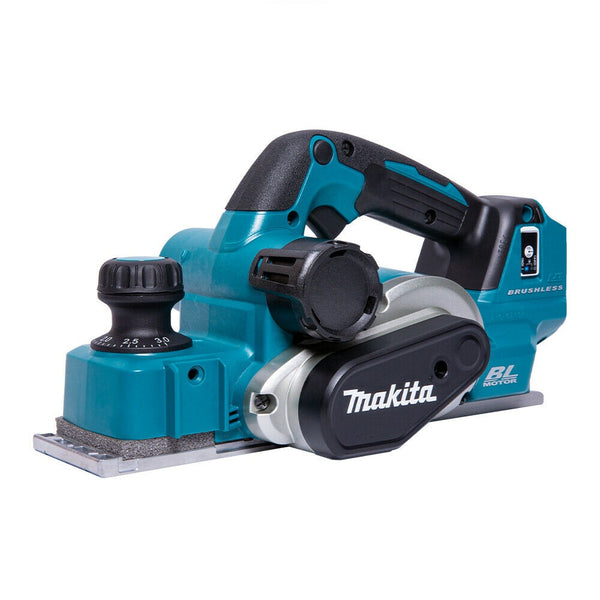 Makita DKP181Z 18v LXT Li-ion AWS Cordless Brushless Planer 82mm Body Only