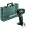 Metabo SSD18LTX 200BL 18v Li-Ion Cordless Impact Driver With Case