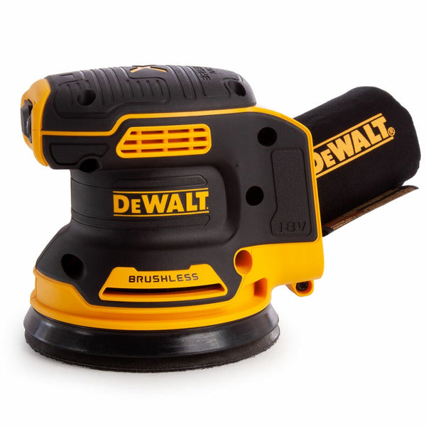 Dewalt DCW210N 18v Li-ion Brushless 125mm Orbital Sander Body Only