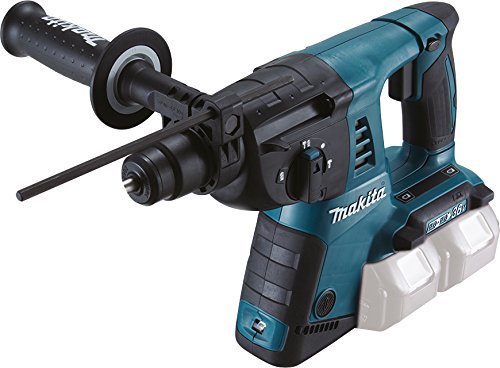 DHR263ZJ 18V Twin SDS Hammer Drill in Makpac