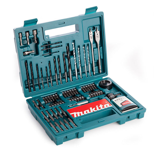 B-53811 Drill & Screw driver Bit Accessory Set 100Pc - Comparethetools.eu