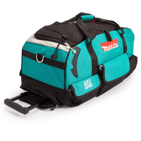 Makita LXT600 Duffel Toolbag With Wheel