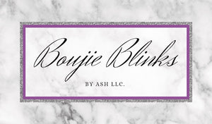 Boujie Blinks By Ash LLC