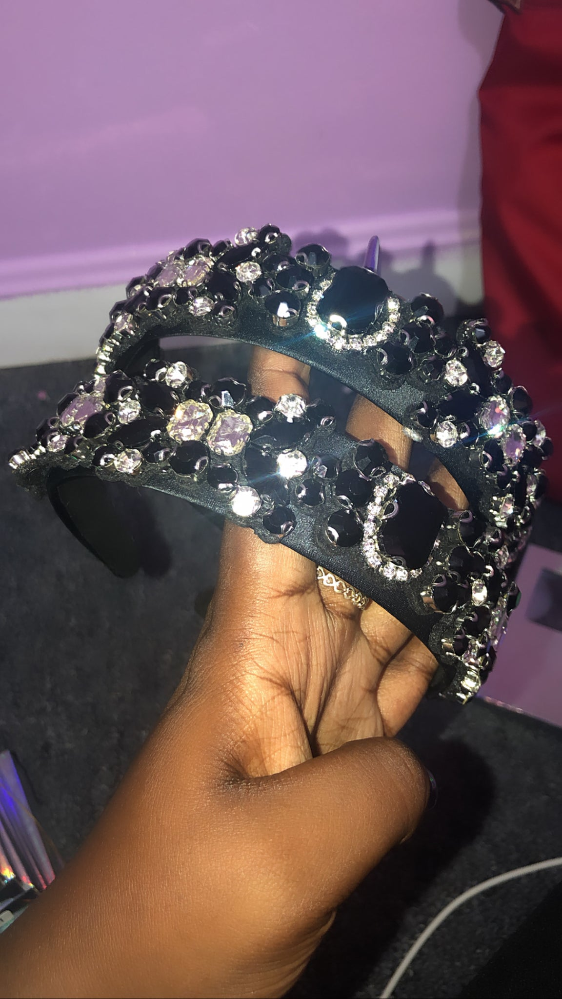 Black Ice Headband