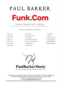 Funk.Com - Paul Barker Music