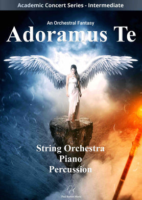 Adoramus Te (String Orchestra Special Edition) - Paul Barker Music