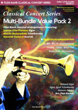 Load image into Gallery viewer, Classical Concert Series Multi-Bundle Value Pack 2 - Paul Barker Music