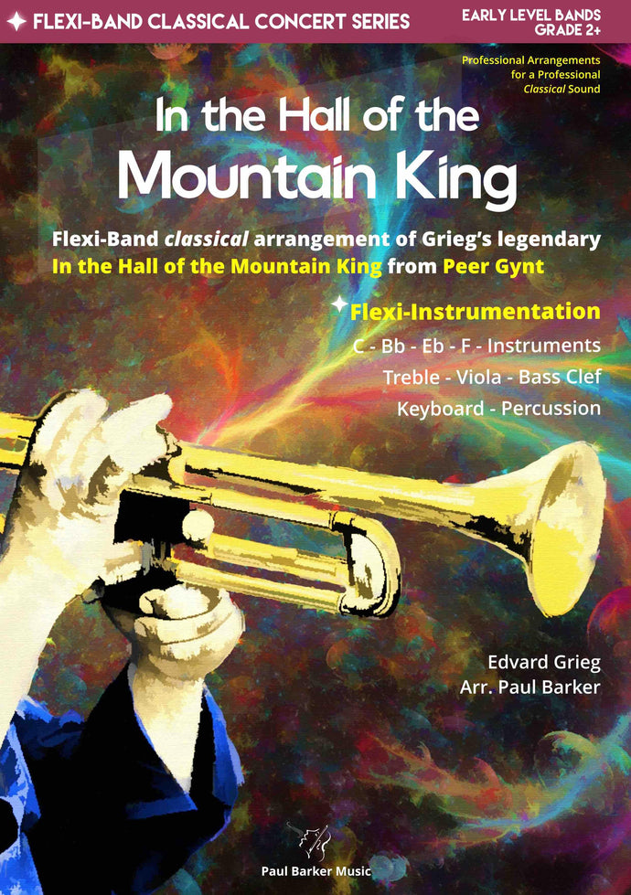 In the Hall of the Mountain King - Paul Barker Music