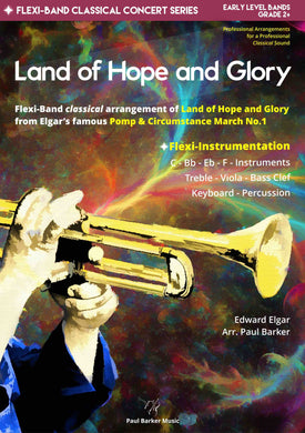 Land of Hope and Glory - Paul Barker Music