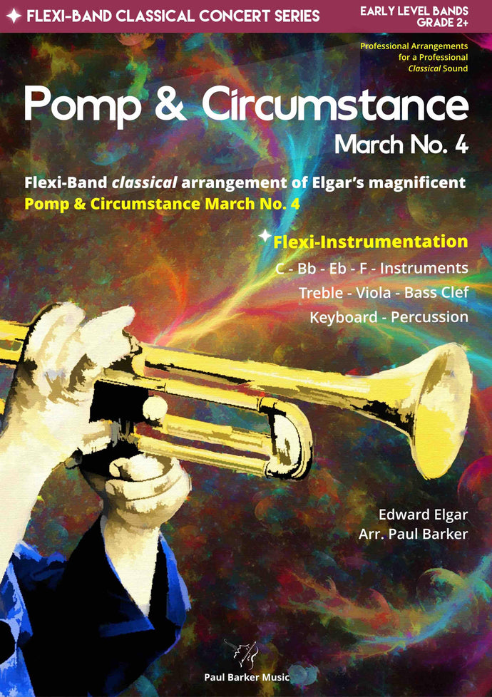 Pomp and Circumstance March No.4 - Paul Barker Music