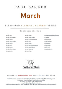Classical Concert Series Multi-Bundle Value Pack 2 - Paul Barker Music