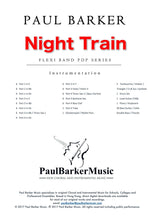 Load image into Gallery viewer, Night Train - Paul Barker Music