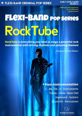 RockTube - Paul Barker Music