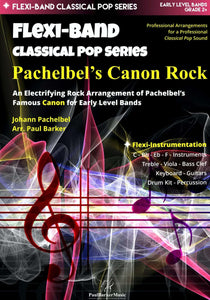Pachelbel's Canon Rock - Paul Barker Music