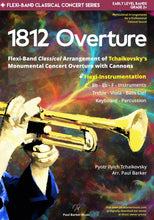 Load image into Gallery viewer, 1812 Overture - Paul Barker Music