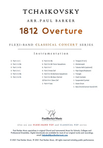 1812 Overture - Paul Barker Music