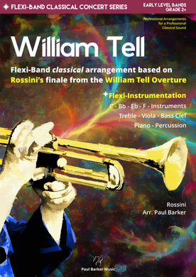 William Tell Overture - Paul Barker Music