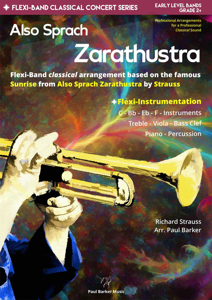 Also Sprach Zarathustra - Paul Barker Music