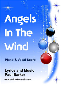 Angels In The Wind-Christmas-Paul Barker Music
