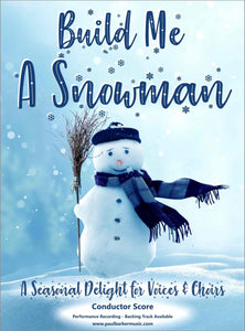 Build Me A Snowman-Christmas-Paul Barker Music