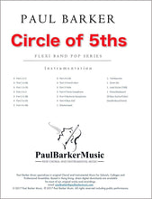 Load image into Gallery viewer, Circle Of 5ths - Paul Barker Music