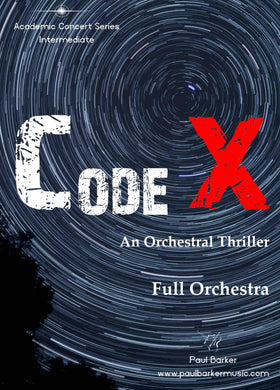 Code X - Paul Barker Music