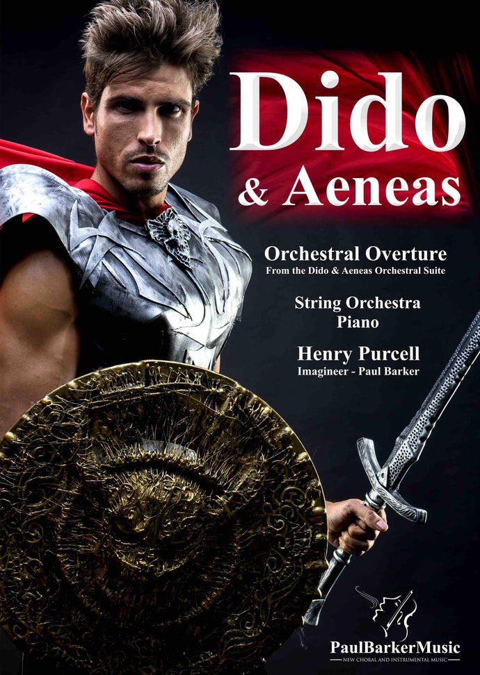 Dido & Aeneas - Orchestral Overture-Orchestral-Paul Barker Music