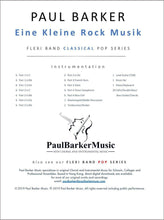 Load image into Gallery viewer, Eine Kleine Rock Musik - Paul Barker Music