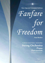 Load image into Gallery viewer, Fanfare For Freedom - (Special Extended Edition) - Paul Barker Music