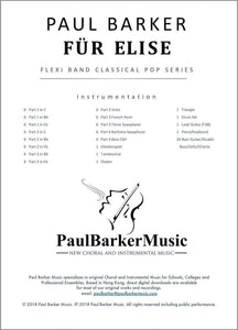 Für Elise - Paul Barker Music