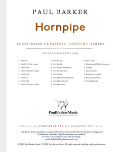 Hornpipe (from the Water Music) Band Paul Barker Music