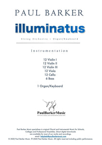 illuminatus - Paul Barker Music
