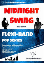 Load image into Gallery viewer, Midnight Swing-Band-Paul Barker Music