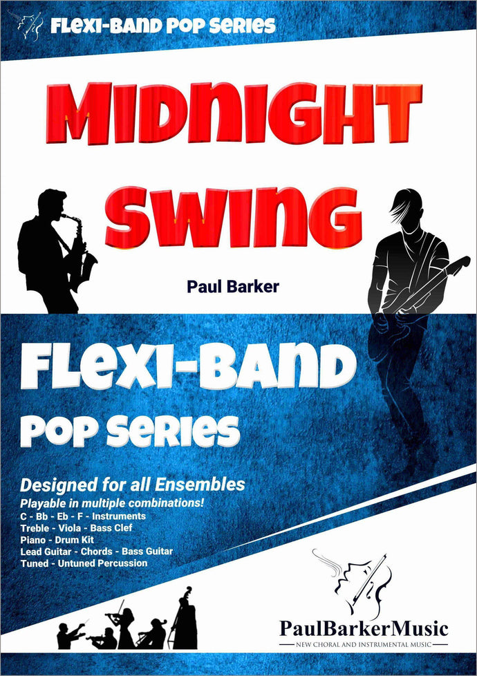 Midnight Swing - Paul Barker Music