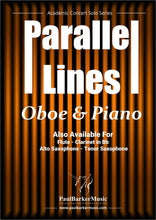 Load image into Gallery viewer, Parallel Lines (Oboe & Piano) - Paul Barker Music