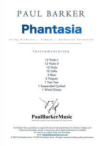 Phantasia Orchestral Paul Barker Music