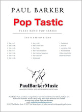 Load image into Gallery viewer, Pop Tastic-Band-Paul Barker Music