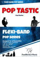 Load image into Gallery viewer, Pop Tastic - Paul Barker Music