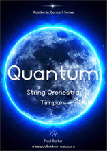 Load image into Gallery viewer, Quantum Orchestral Paul Barker Music Score