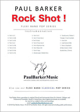 Load image into Gallery viewer, Rock Shot!-Band-Paul Barker Music