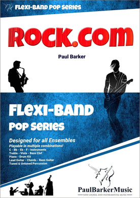 Rock.Com - Paul Barker Music