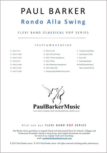 Rondo Alla Swing - Paul Barker Music