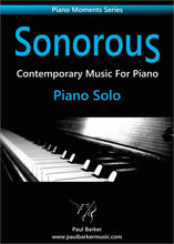 Load image into Gallery viewer, Sonorous-Piano-Paul Barker Music